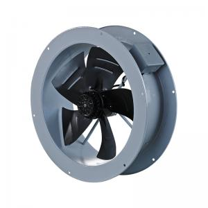 Blauberg AXIS-F 630 4E 230V Kanal Tipi Aksiyel Fan