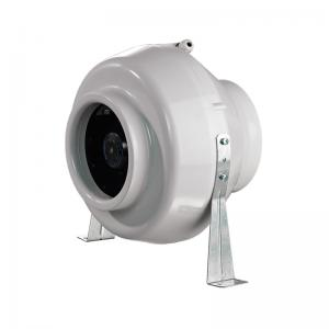 Blauberg CENTRO 200 MAX Plastik Gövde 230V Kanal Tipi Radyal Fan