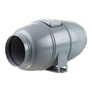 Blauberg ISO-MIX 160 Metal Susturuculu 230V Kanal Tipi Karışık Ak