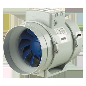 blauberg Karışık Akışlı Kanal Tipi Fan standart turbo-E100