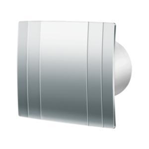 Blauberg Quatro Hi-Tech Chrome 150 Plastik Banyo Fanı 265 m3h