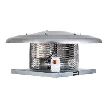 Çatı Tipi Fanlar CRHB-N / CRHT-N Serisi CRHB/4-280 N