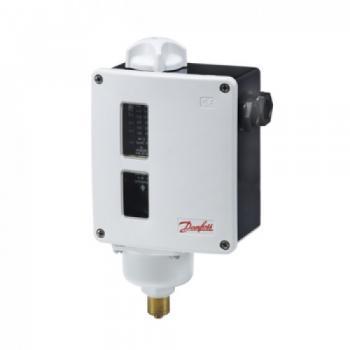 Danfoss Mekanik Termostat  işletme termostatı
