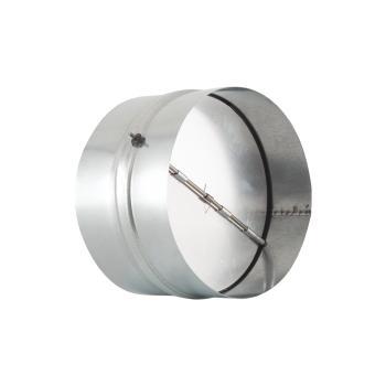 YAYLI KLAPE (METAL) Ø127 mm